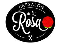 kapsalon de la rosa logo
